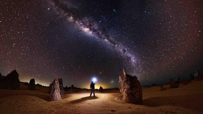 Uzayda Yürüyüşe Çıkmak